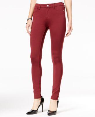 8739883b92d Celebrity Pink Juniors' Skinny Ponte Pants | macys.com | Fall ...
