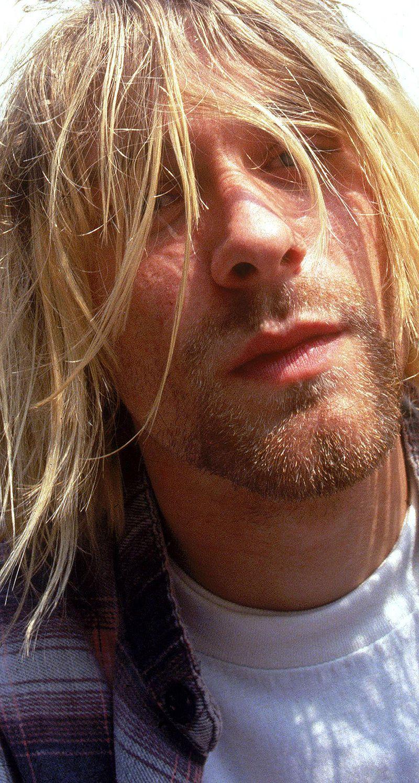 Kurt Cobain, 1991