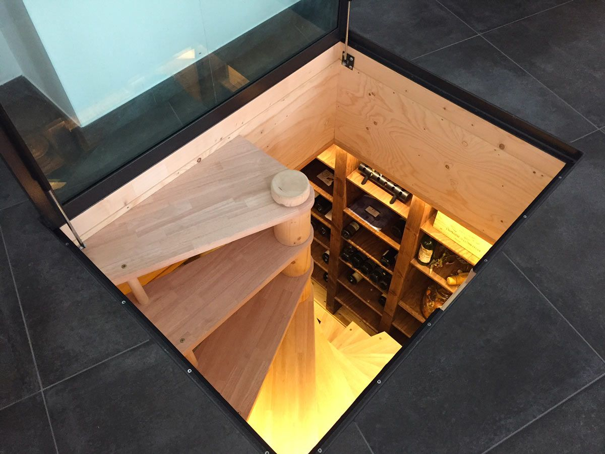 Epingle Sur Wine Cellar