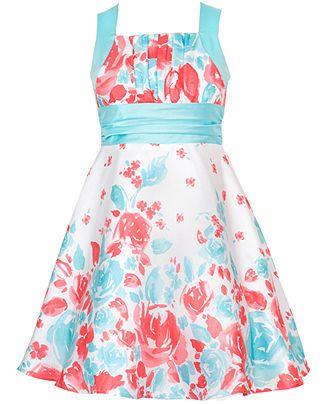 Faithful Girls Striped Dress Cotton Dress Girl Summer 2019 Dress Girl Princess Dress Toddler Girls Clothing Mother & Kids Girls' Clothing
