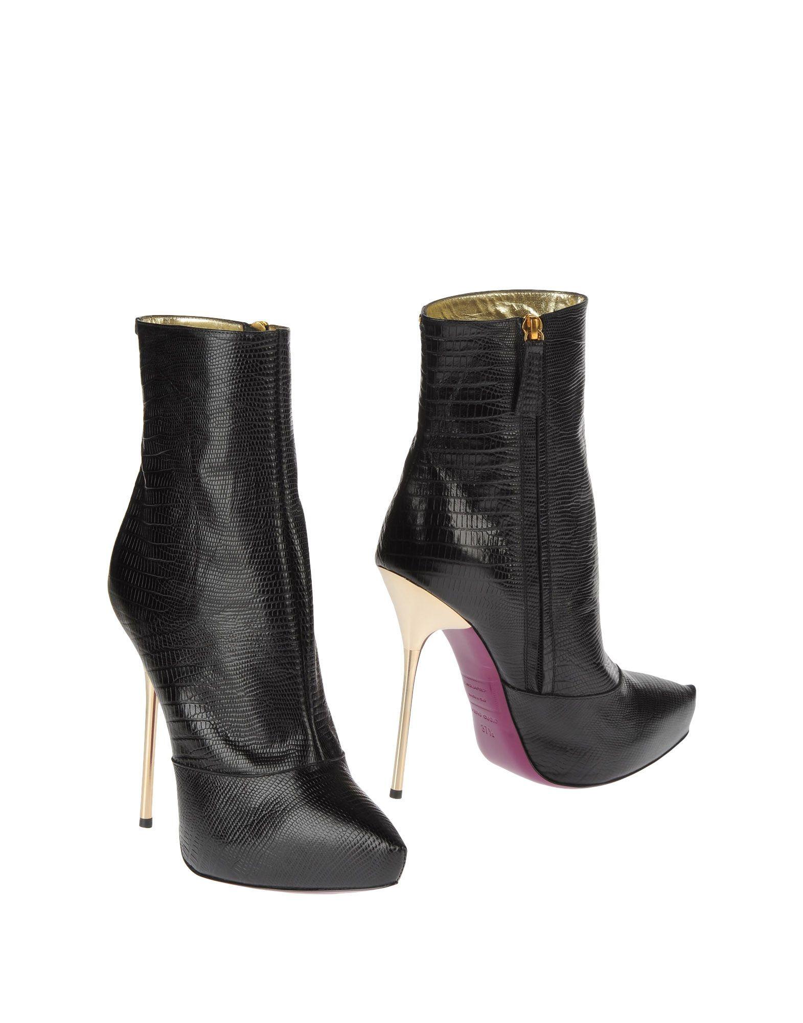 DSQUARED2 - SHOES - Ankle boots sur DSQUARED2.COM Dsquared2 Cheap Sale Hot Sale For Sale Cheap Price Outlet Cheap For Sale Online fpJm1Lx