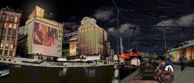 Grand Moulin de Pantin
