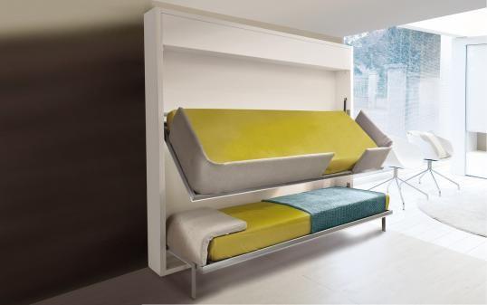 designer schrankbett etagenbett lollisoft in schrankbett wandbett murphy bed pinterest. Black Bedroom Furniture Sets. Home Design Ideas