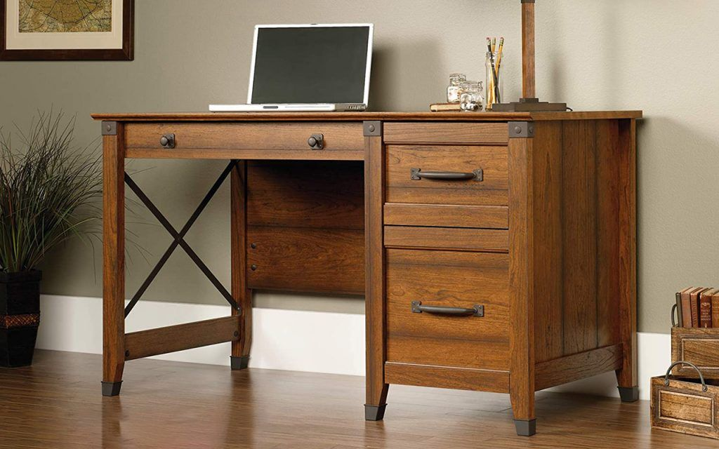 Pin On Top 10 Best Desks With Storage In 2020 Reviews