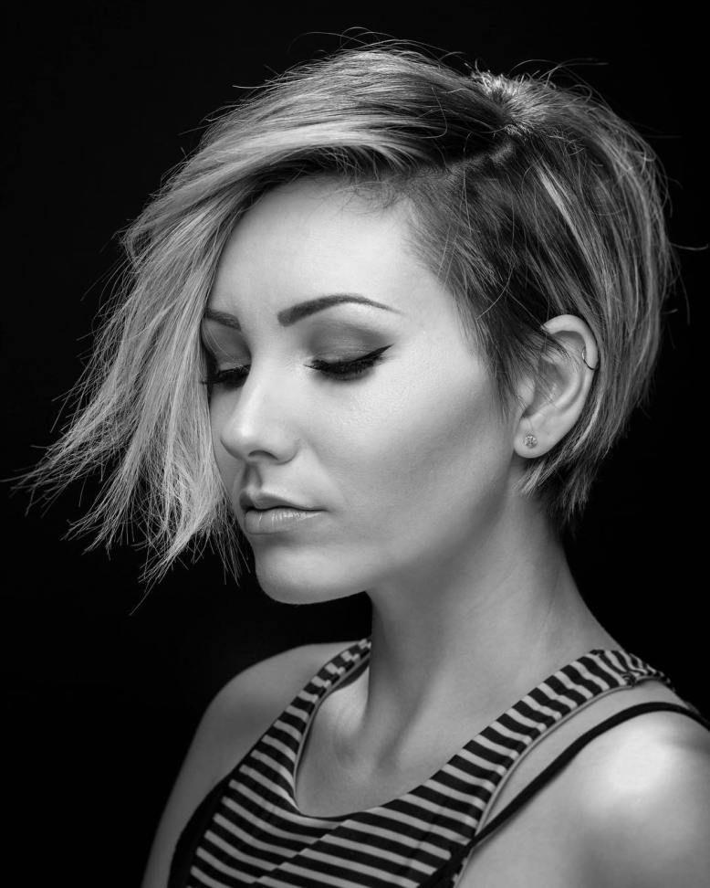 Asymmetrical Short Hairstyles And Haircut Ideas For Women Short