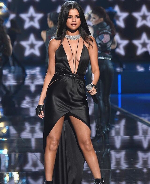 Selena Gomez performing at the VS Victoria's Secret Fashion Show vsfs 2015 - december/ in NYC