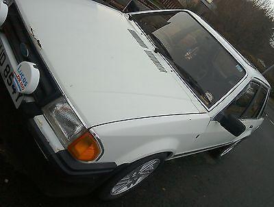 eBay: FORD ESCORT mk3 GHIA WHITE #cliccars #cars | UK Clic ...