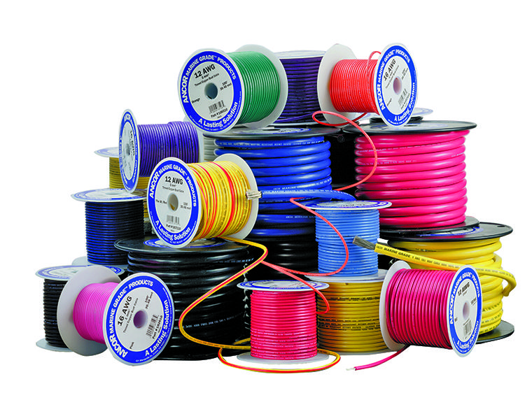 Marine Wire Size And Ampacity
