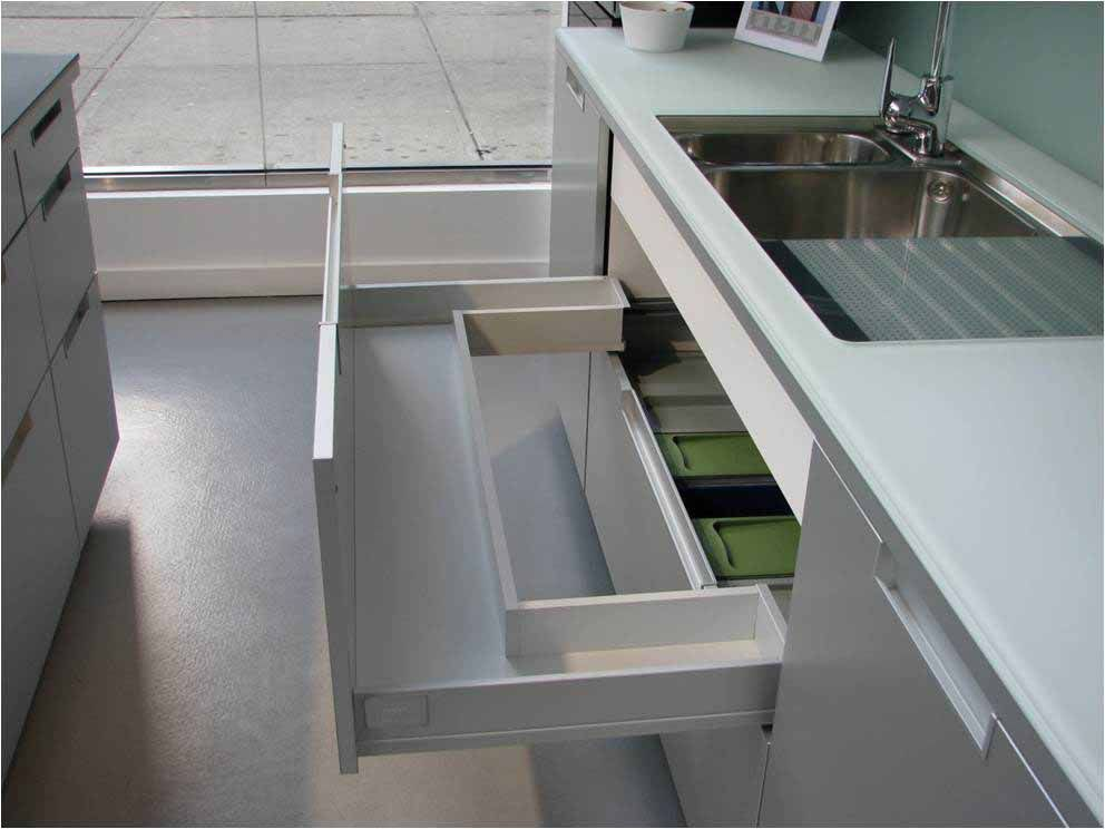 toe kick storage | CLEVER STORAGE SOLUTIONS FOR SMALL KITCHENS ...