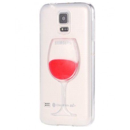 Coque verre de vin rouge galaxy s5 | Samsung galaxy s5, Galaxy s5 ...