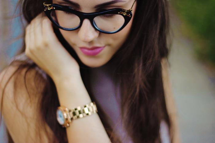 Miu Miu Havana Eyeglasses