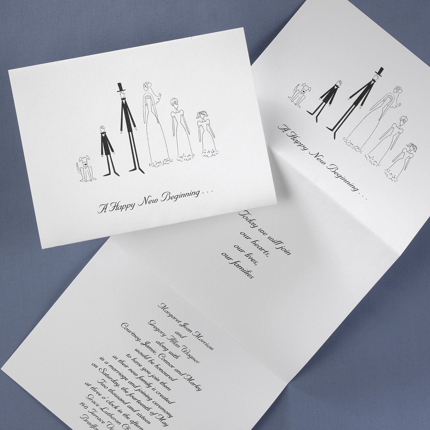 Wedding & Social Stationary from My Sweet Wedding & Event Co. www ...