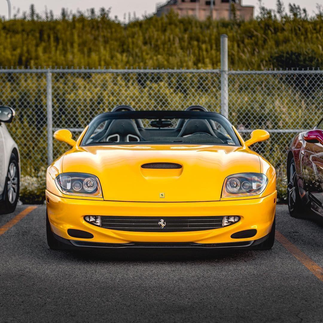 Ferrari Barchetta Yes I Love Cool Cars And Trucks - We love cool cars