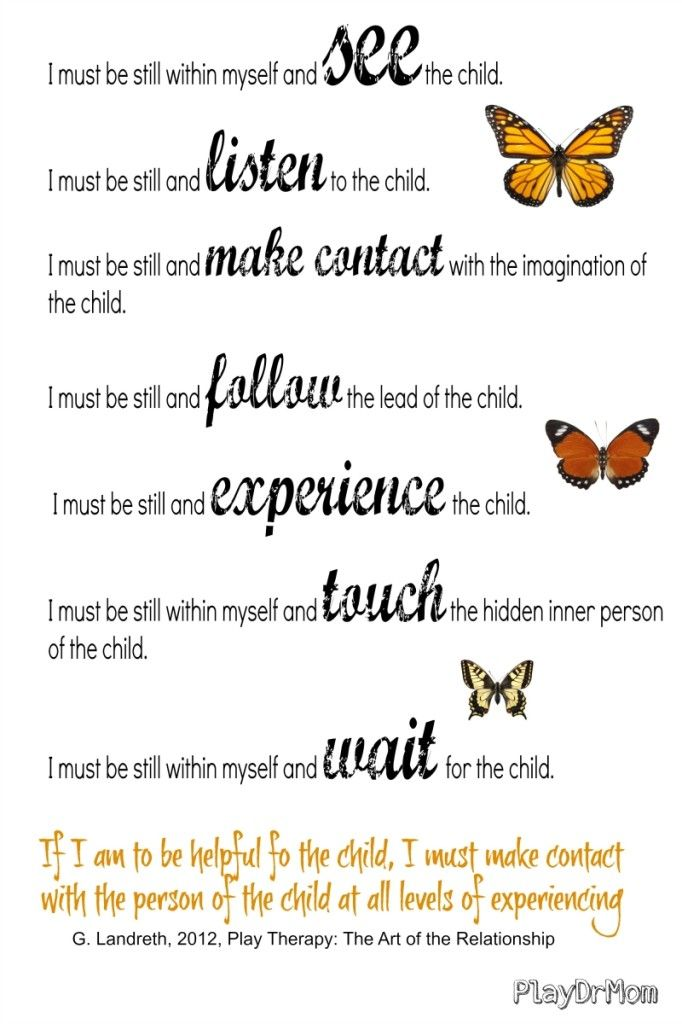 child parent relationship therapy landreth play