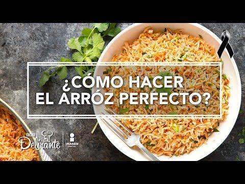 10 consejos para preparar el arroz rojo perfecto | Arroz, Agua y ...