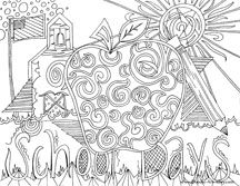 school coloring pages entire website of coloring pages all into