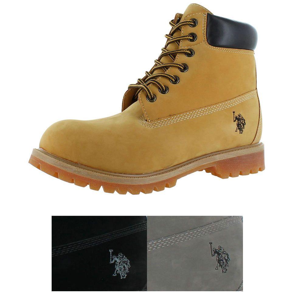 sPolo Braydon Details Winter U Boots Black AssnMen About m8wv0Nn