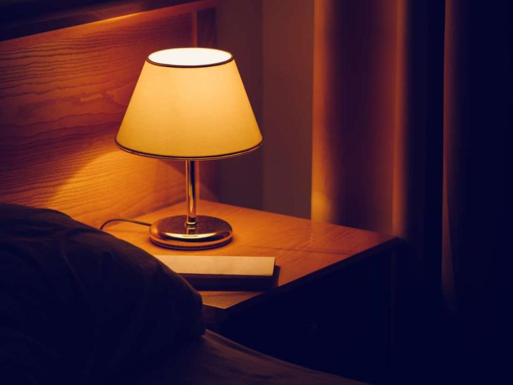 Can Dim Light Make Us Dim Bedside Table Lamps Lamp Dim Lighting