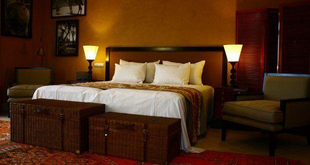 ديكور غرف نوم 2017 احدث تصميمات غرف للعرسان ميكساتك Moroccan Style Bedroom Moroccan Bedroom Bedroom Design