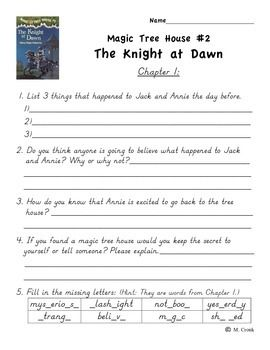 the knight at dawn book report