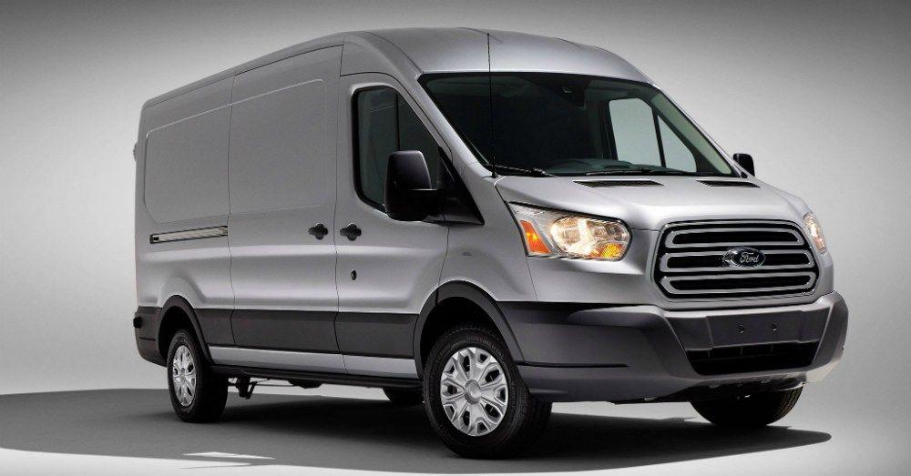 2016 Ford Transit Van Versatility In The Work Vehicle