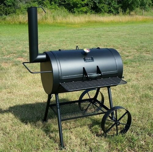 """20"""" Patriot Charcoal Grill (*Price Does Not Include"""