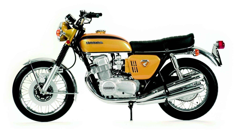 50 Years Ago Honda Unveiled The Cb750 And Changed Motorcycling Revzilla Honda Cb750 Vintage Honda Motorcycles Honda Cb