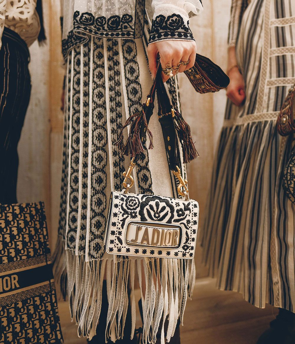 c8848c81b8a Dior's Cruise 2019 Bags are the Brand's Best So Far Under Maria Grazia  Chiuri