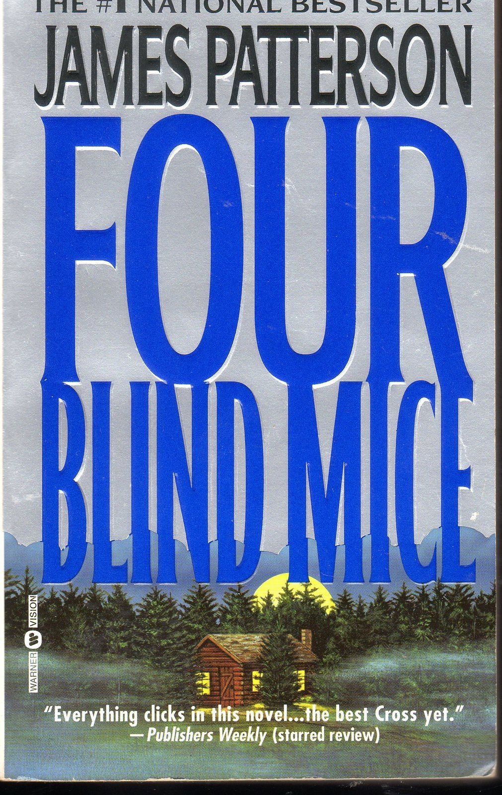 4 blind mice by patterson good book best books to read