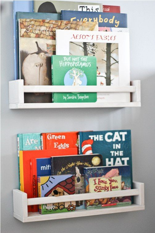 Diy ikea inspired wooden book holder these are spice racks from bluebirdkisses by ana maria klizs book holdersnail solutioingenieria Image collections