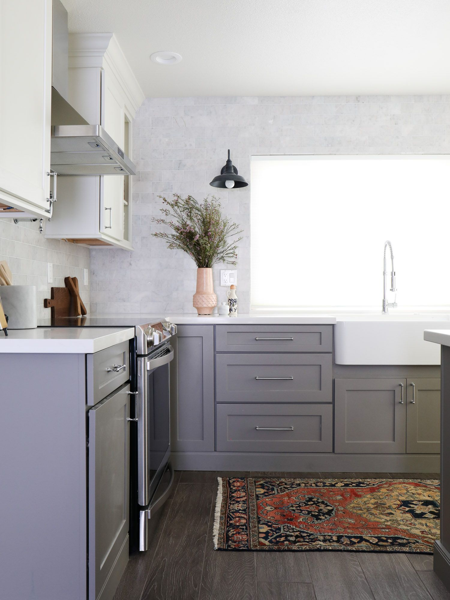 ProjectMyKindaKitchen Reveal | Wall faucet, Marble subway tiles and ...