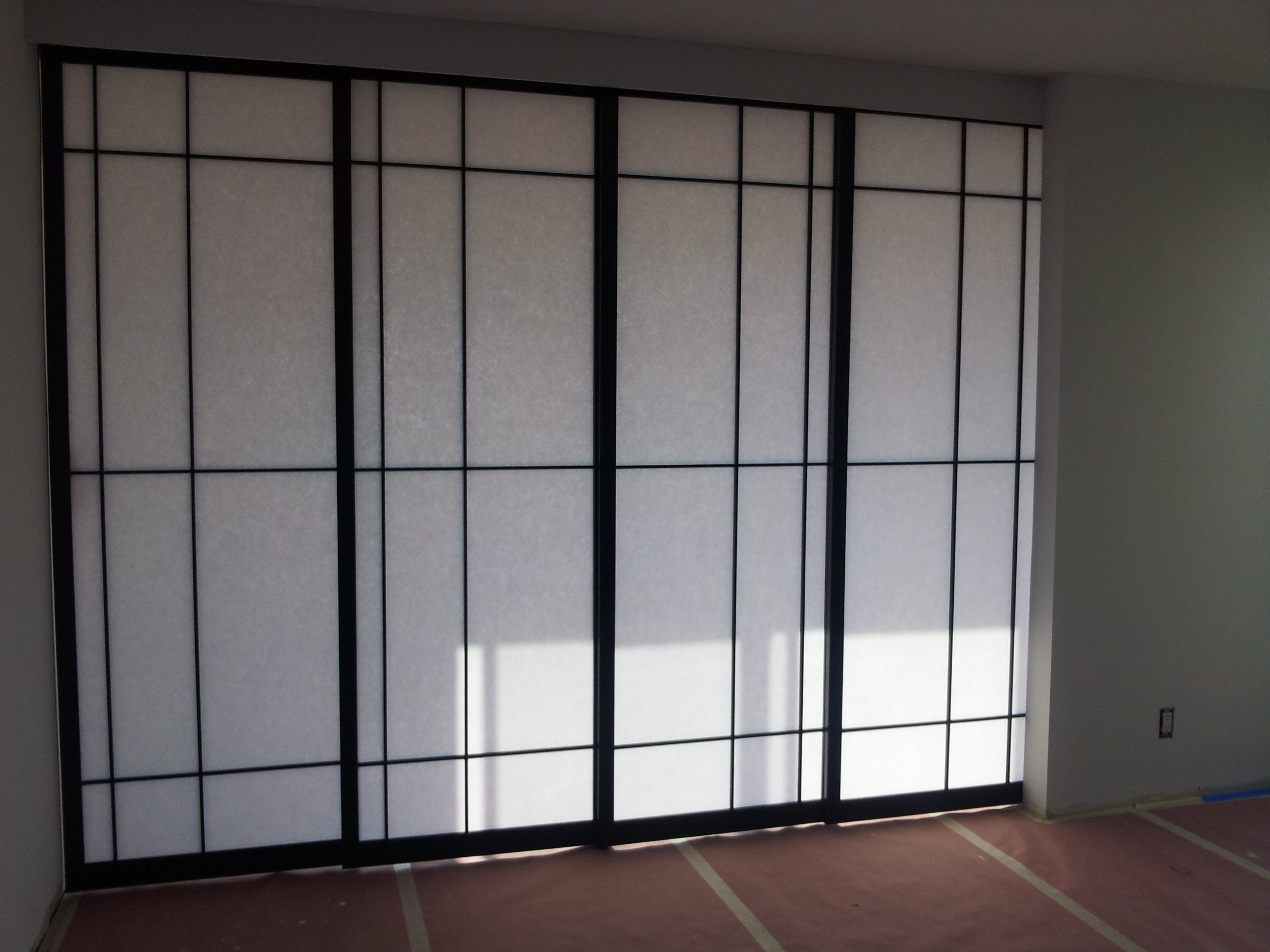 Are Those Chinese Wall Dividers Called Divider Frosted Glass Room