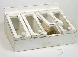 bildergebnis f r besteckkasten mit deckel esschert dekoration pinterest. Black Bedroom Furniture Sets. Home Design Ideas