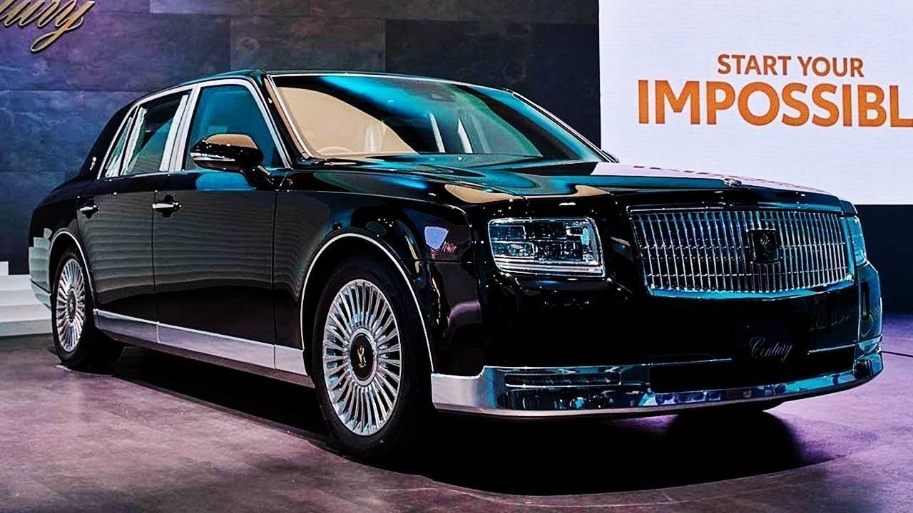 Crown Toyota 2020 Review Toyota Century Toyota New Cars