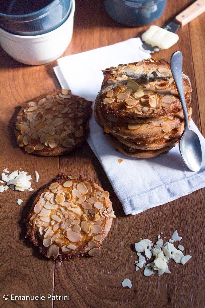 Biscotti mandorle e miele | Ricette, Idee alimentari, Biscotti