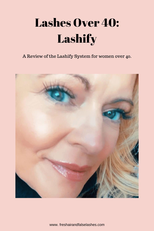 Lashes Over 40 Lashify False lashes, Lashes, Makeup over 40