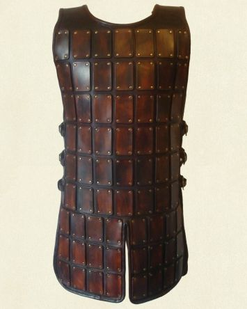 da2b99ca Plated Leather Armor, good match with the kind worn by Rollo on ...