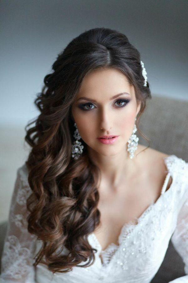 Top 12 Quinceanera Hairstyles to the Side | Hair style