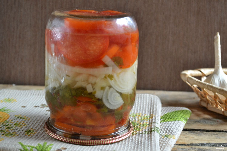 закуска из зеленого лука на зиму рецепт