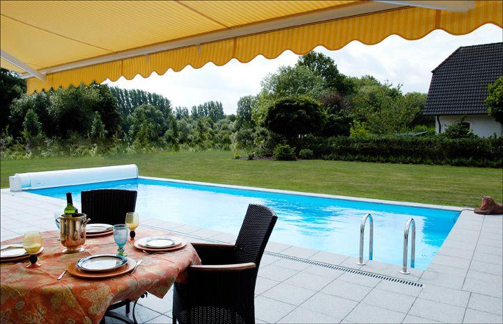 garten schwimmbad schwimmbadbau in Dortmund Pinterest - schwimmbad im garten