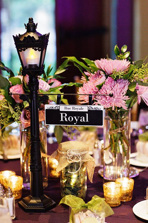 Streets of new orleans inspired reception dcor pinterest explore paris theme centerpieces and more junglespirit Choice Image
