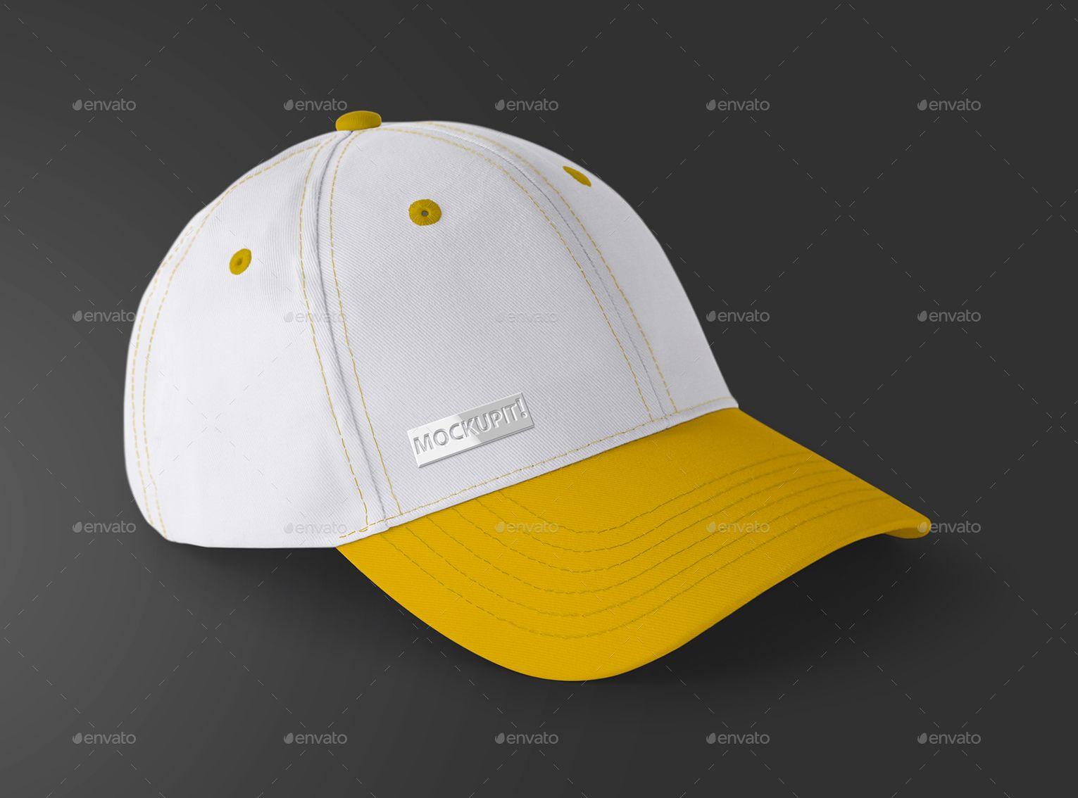 Download Baseball Cap Mockup In 2020 Baseball Cap Cap Designs Cap