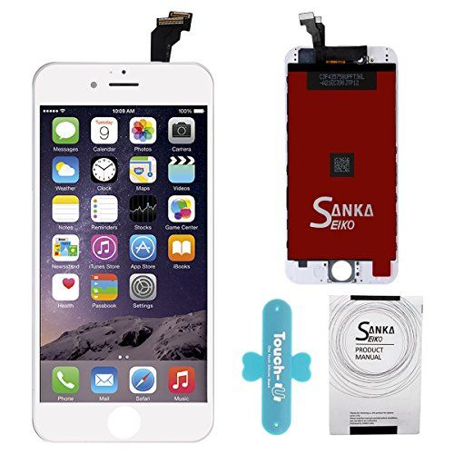 Sanka Lcd Display Touch Screen Digitizer Frame Assembly Full Set