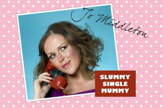 Professional blogger and slummy single mummy Jo Middleton | Talented Ladies Club