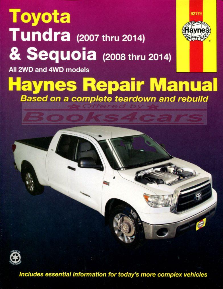 Manualspro On Twitter Repair Manuals Toyota Tundra Repair