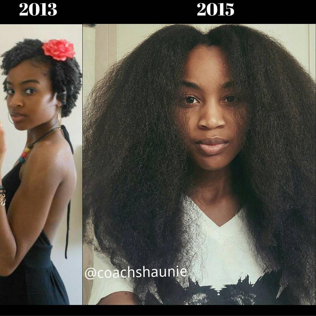 die besten 25 afro hair growth journey ideen auf pinterest naturschwarzes haar l behandlung. Black Bedroom Furniture Sets. Home Design Ideas