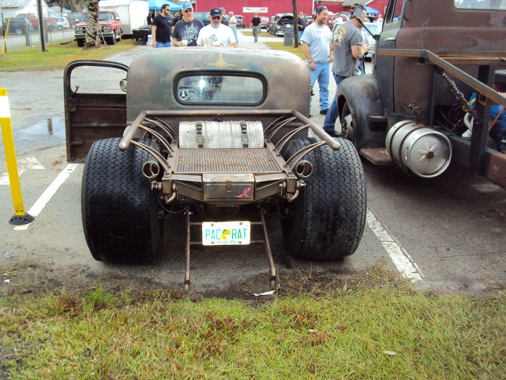Car show in Sanford Fl