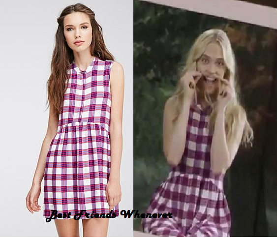 Shelby S Plaid Dress From Forever 21 Best Friends Whenever Style Best Friends Whenever Fashion Latest Trends