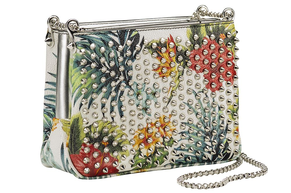 9bd80128a9 Take a Close Look at Christian Louboutin's Spring 2016 Bags and Shoes