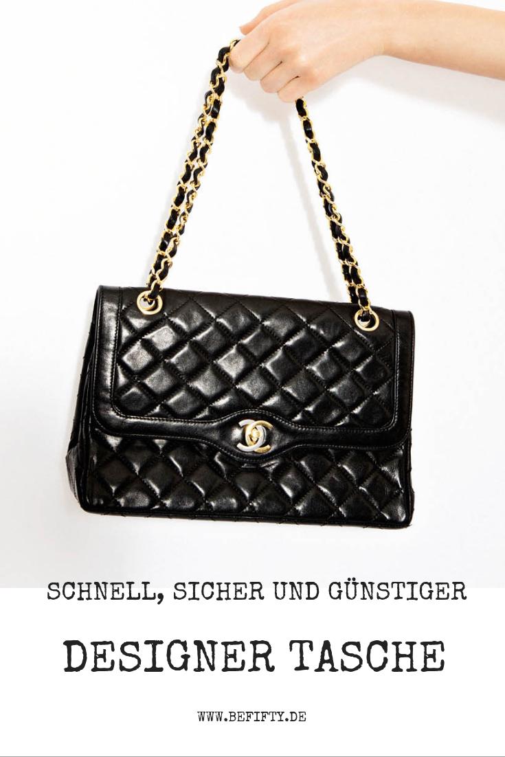 9c40f5ef21b43 Der beste Weg eine Designer Handtasche Second Hand zu kaufen! Taschen und  Designer-Mode